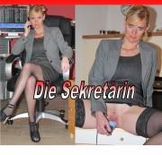 Die Sekretärin…